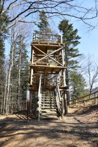 Wieża Jeleni Skok
