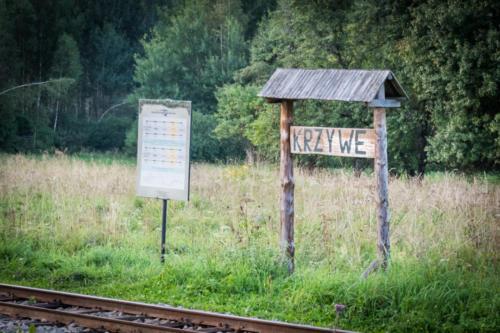 Stacja Krzywe